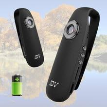IDV007 Mini Câmera Full HD 1080 P DV DVR Vídeo Loop de Voz gravação de Detecção De Movimento Micro Câmera Caneta Digital Câmera PK SQ11 SQ8