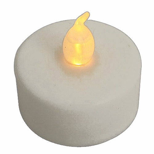 GSFY Wholesale New Flickering 12 Flicker Light Flameless LED Tealight Tea Candles Wedding Light