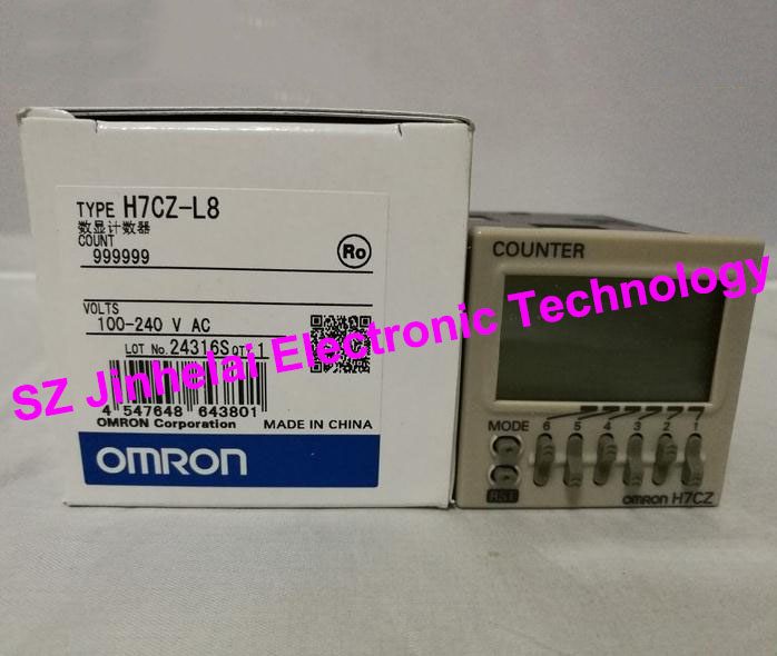 100% New and original  H7CZ-L8  OMRON  100-240VAC