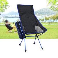 ייחודי נתיק קמפינג שולחן כיסא כיסא מתקפלים דיג סגסוגת אלומיניום Breathable7050 מורחב עבור פעילויות חוצות