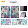 IMUCA Case For I Pad 6 Luxury PU Leather Business Folio 9 7 Inch Stand Case