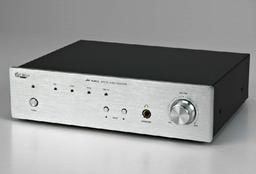 HIFI360 HF-DAC2 fever-level Hifi Music Fiber Coaxial USB Sound Card DAC Decoder Headphone AMP Amplifer 3206 amplifier aluminum rounded chassis preamplifier dac amp case decoder tube amp enclosure box 320 76 250mm