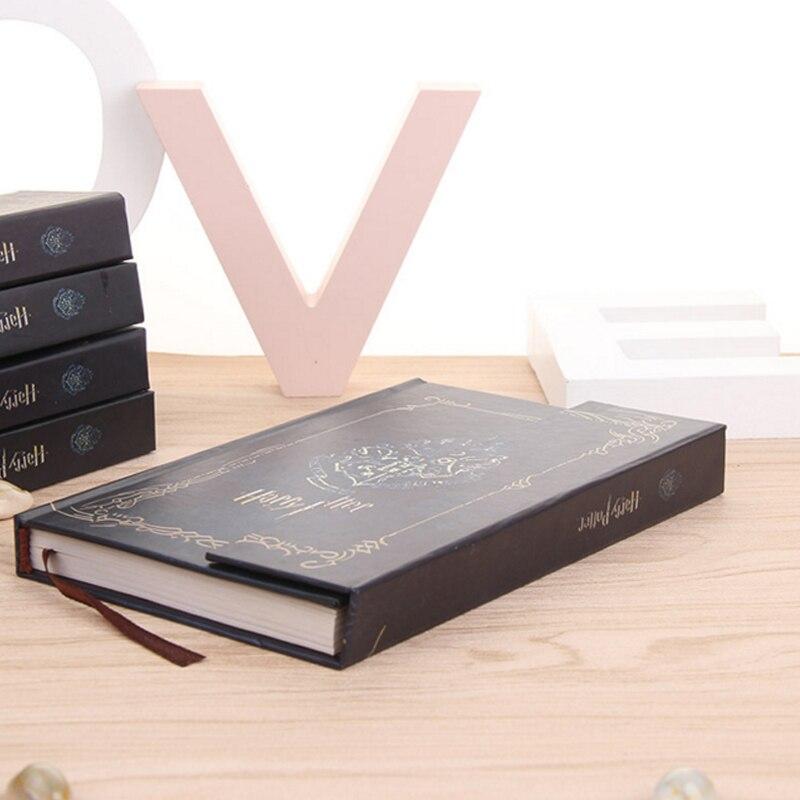 Harry Potter Notebook Vintage Style Magic Agenda Calendar - Blocnotesuri și registre - Fotografie 5