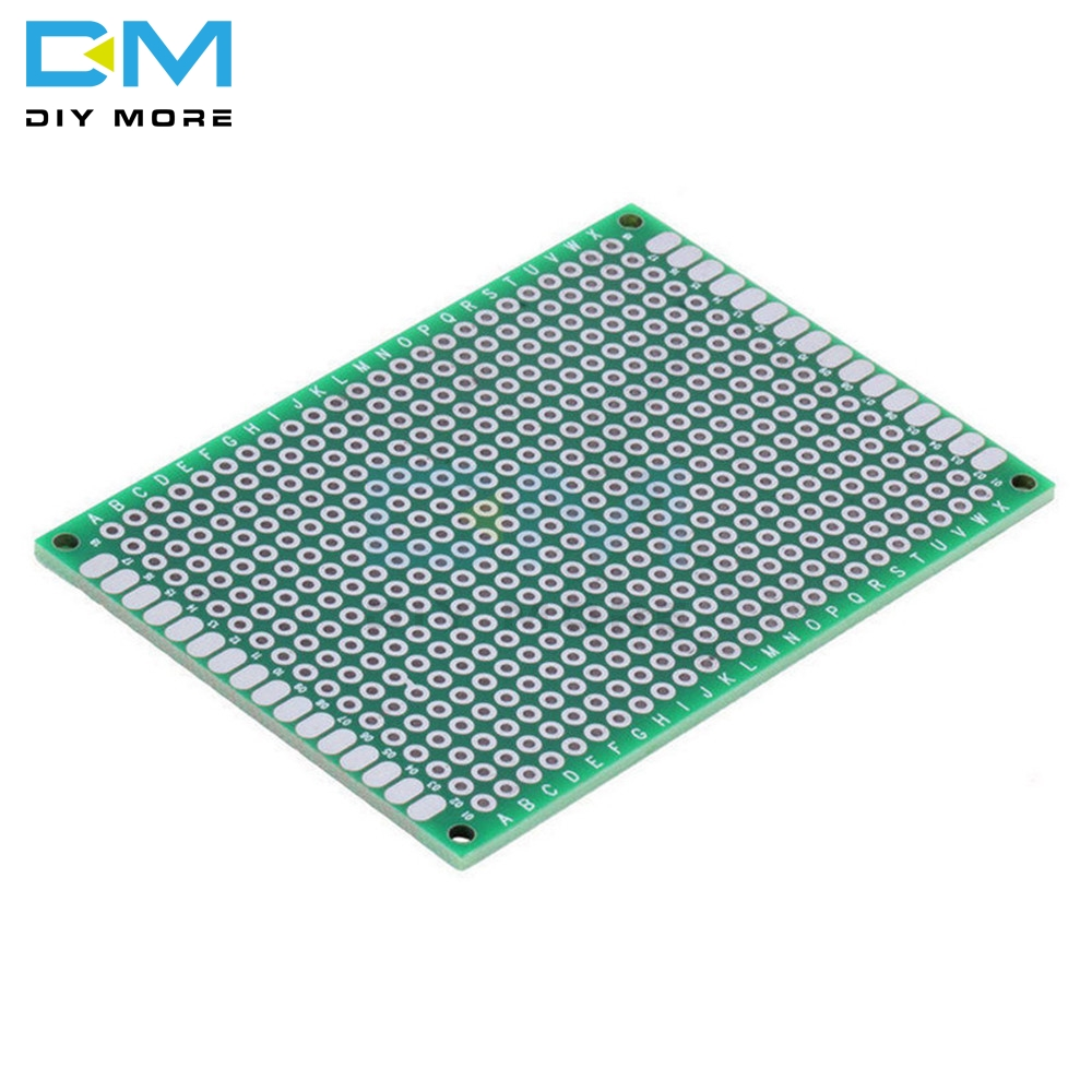 10PCS Double Side 5x7 5 X 7 Cm 50x70 50x70mm Prototype Universal FR-4 Glass Fiber PCB Board 5X7CM Breadboard Bread Board