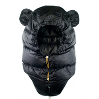 Winter Outdoor Goose Down Hat Cap Beanie Balaclava Face Cover Mask Cycling Motorbike Camping Motorcycle Skiing Snowboard Hiking