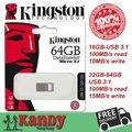 Kingston metal micro mini usb 3.0 3.1 flash drive pen drive 16 gb 32 gb 64 gb usb cle vara chiavetta pendrives usb memoria usb chave