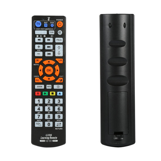 Универсальный все в одном Беспроводной английского языка Дистанционное управление Управление Лер для ТВ CBL DVD SAT Бесплатная доставка