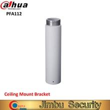 Uchwyt sufitowy Dahua PFA112 materiał aluminiowy akcesoria do kamer cctv schludny i zintegrowany projekt