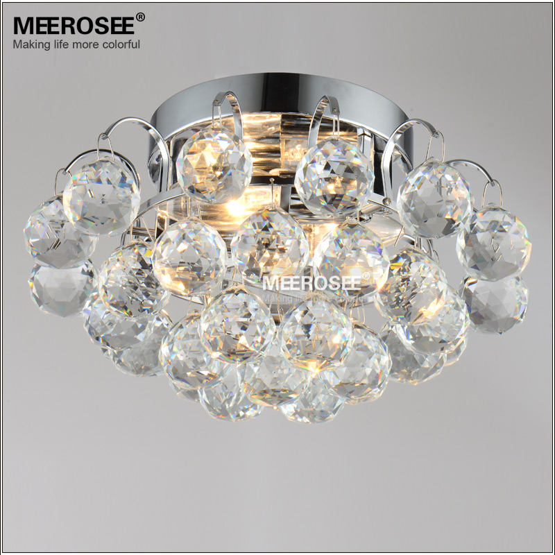 Crystal Res Lamp Ceiling Lighting
