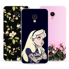 For Meizu M5s Case Silicone Cover for Meizu M5S Mini Cover 3D Soft TPU mobile Phone Bag for Meilan 5s Meizu m5s Meiblue5s 5 2 #8243 cheap Fitted Case Dirt-resistant Anti-knock Patterned Animal cute Geometric Floral Quotes Messages Abstract Exotic 5 2inches