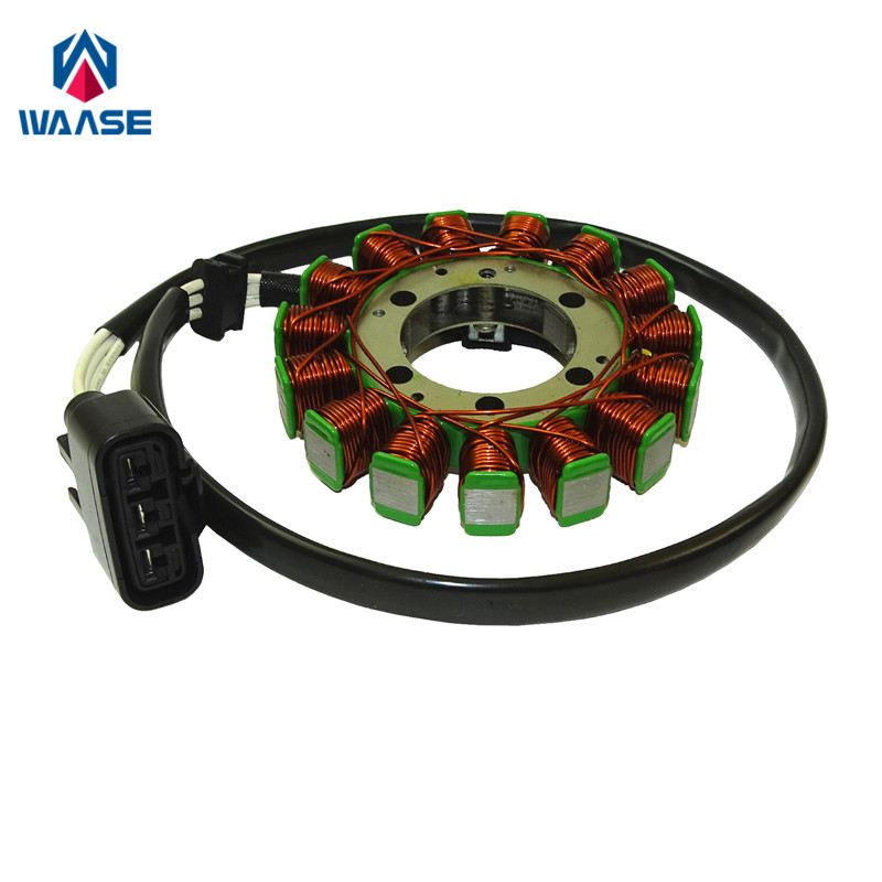 waase Motorcycle Engine Magneto Generator Charging Alternator Stator on