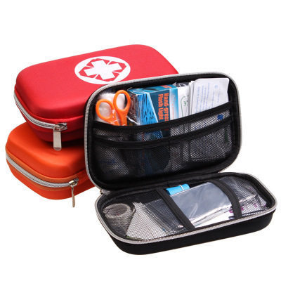 Factory Rushed Supply 2018 New Outdoor Portable Eva First Aid Kit Wholesale Car With Medicine Package Household Small Box/bag цена