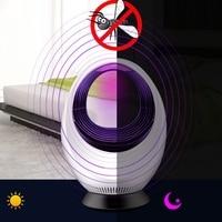 USB электронный комарный вредитель лампа ловушка контроль муха открытый Крытый насекомое продукт Ловец анти вредителей убийца Led