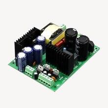 500 w +/ 45 v amplificador de dupla tensão psu áudio amp placa de alimentação de comutação
