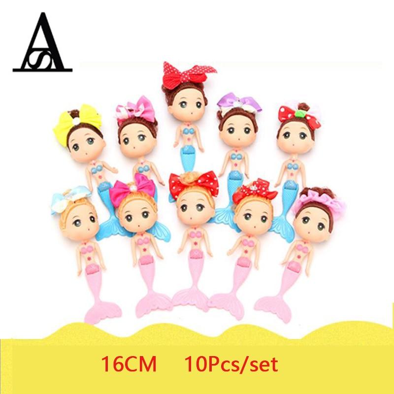 Gift Different Girl/'s Doll Mini Ddung Mermaid