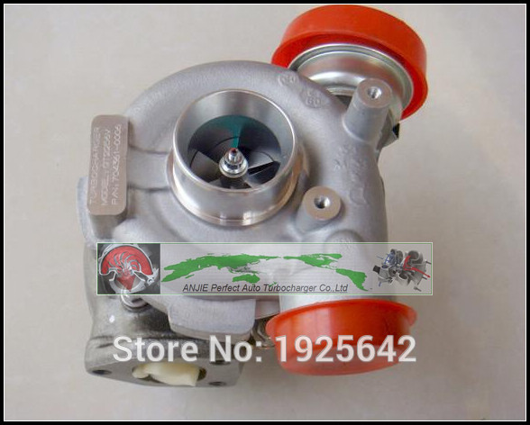Turbo For BMW 330D E46 X5 E53 3.0D 1999-2003 M57D M57 D30 3.0L 184HP GT2256V 704361 704361-5006S Turbocharger with gaskets (6)