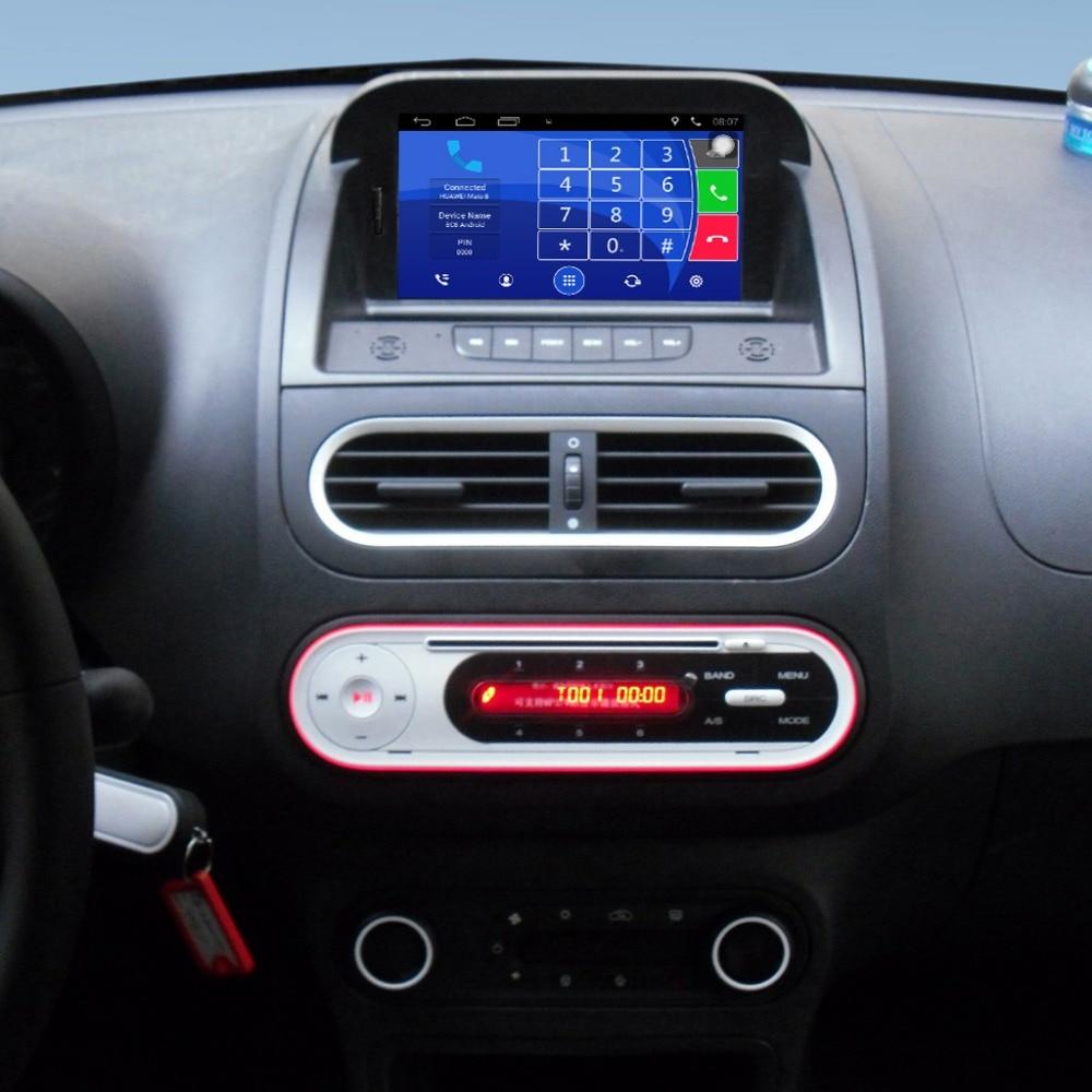 Uppgraderad Original Bil Multimedia Player Bil GPS Navigation Passar till Morris Garages MG 3 MG3 Support WiFi Bluetooth