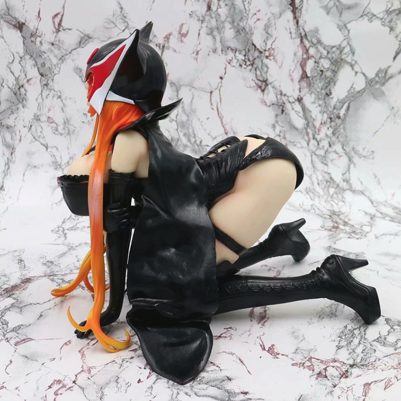 20cm Anime Yatterman Doronjo Design Arrenged by Otogi Nekomu 1/4 Scale Sexy Girl PVC Action Figure Model Doll Toys Gift 3