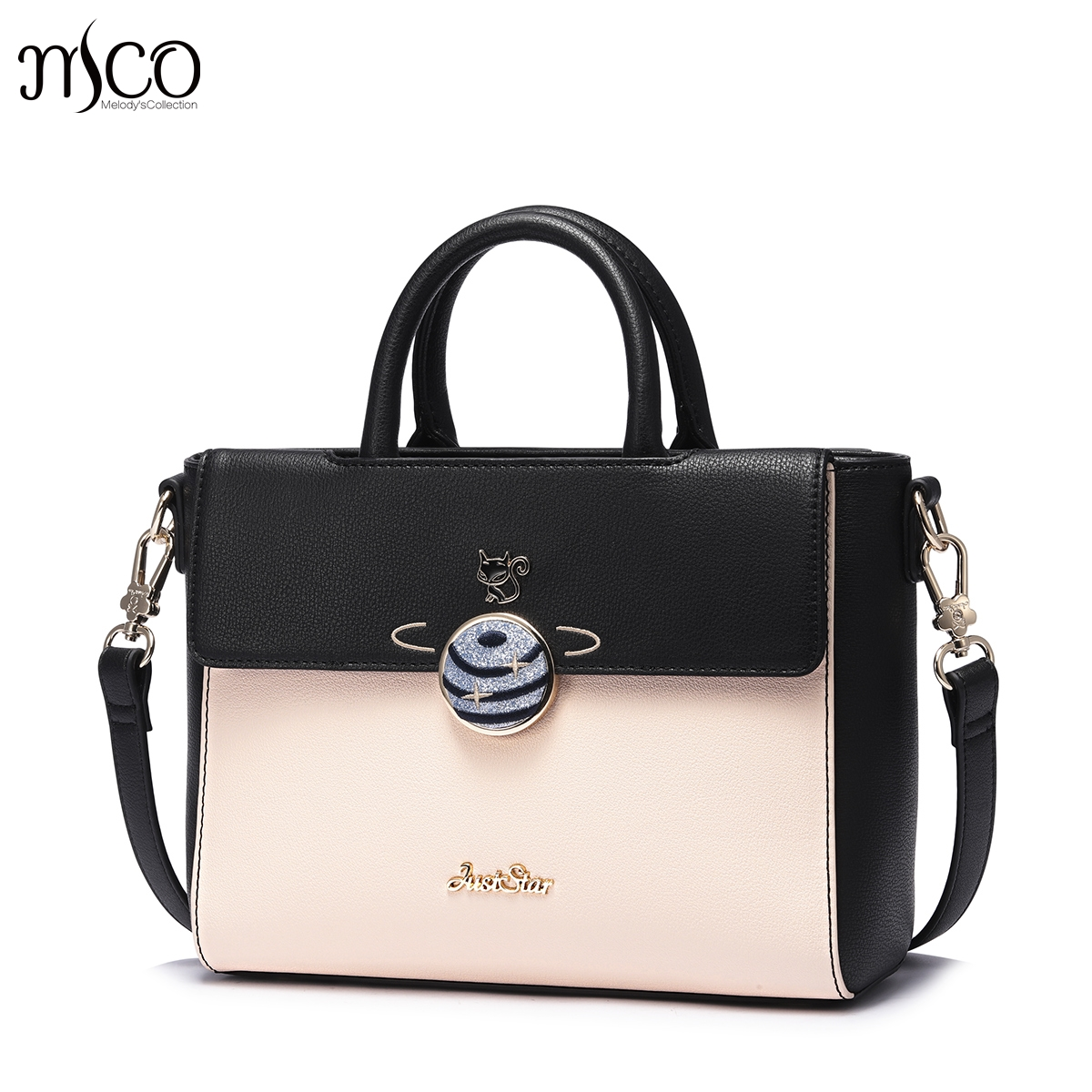 купить Brand Design Fox Start Leather Purse Crossbody Shoulder Women Bag Clutch Female Handbags Sac a Main Femme De Marque по цене 3369.96 рублей