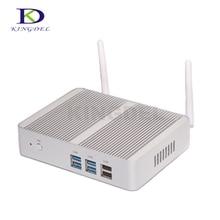 Окна 10 мини-ПК Intel Celeron N3150 braswell Процессор 4 ядра, 8 ГБ Оперативная память + 64 г SSD, 2 * HDMI, 2 * lan, 4 * USB 3.0, WI-FI, ТВ коробка NC690