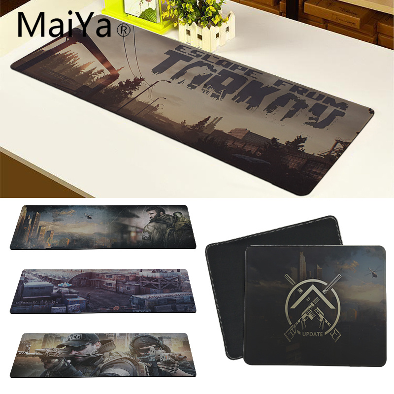 Maiya High Quality Escape From Tarkov Beautiful Anime Mouse Mat Rubber PC Computer Gaming mousepad