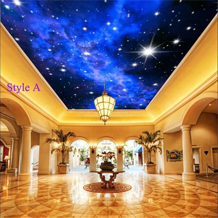 Обои Потолок Звезды – Купить Обои Потолок Звезды недорого из Китая