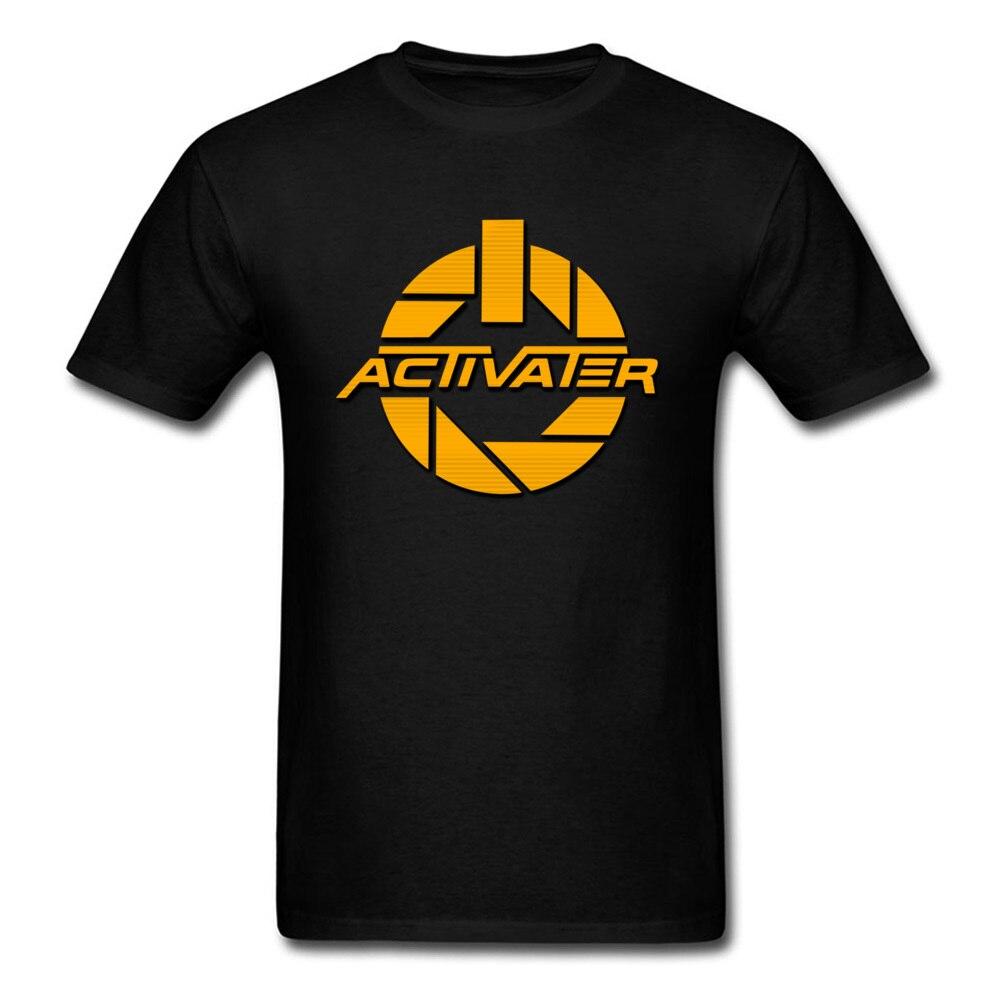 Design Activater Becher Tops & Tees für Männer Rabatt ostern tag Rundhals 100% Baumwollgewebe Kurzarm Top T-shirts T-shirt