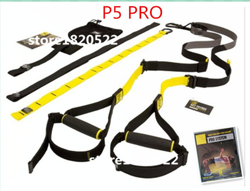 P5 Pro Hanging Training Strap Gym Crossfit Resistance Bands Training Equipment Professional Fitness Straps Resistance Bands professional boxing training human simulated head pad gym kicking mitt taekwondo fighting training equipment mma punching target