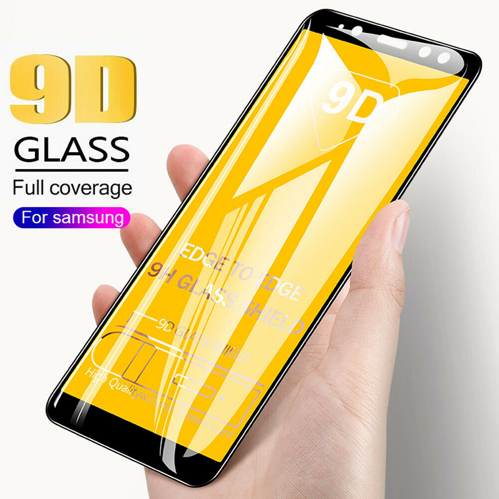 9D Screen Protection Tempered <font><b>Glass</b></font> For Sasmung <font><b>Galaxy</b></font> M10 M20 M30 M40 A10 A20 A30 A40 A50 A60 A70 A80 A90 Protective <font><b>Glass</b></font> Film image