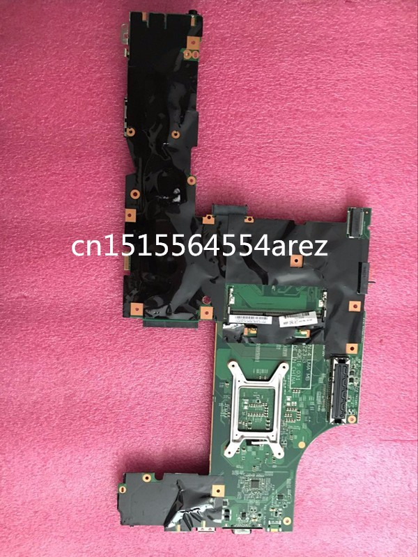 цены Original ThinkPad T530 laptop motherboard NO CPU FRU: 04X1483 Integrated motherboard mainboard W8P