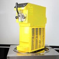 Ev Aletleri'ten Dondurma makinesi'de 220 V Ticari Tam otomatik Yumuşak Dondurma Makinesi Dondurma Koni Makinesi Ile Enerji tasarrufu Tayland Ithal kompresör