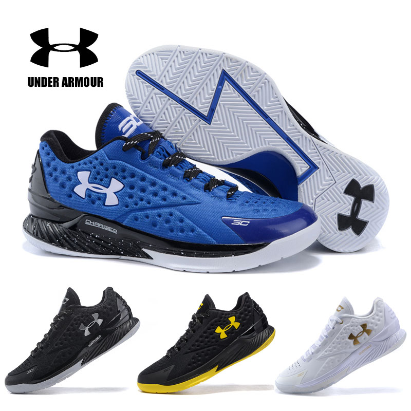 Chaussures de basket sous armure hommes UA CURRY V1 ONE zapatillas hombre baskets hommes deportiva homme baskets basses Stephen sport