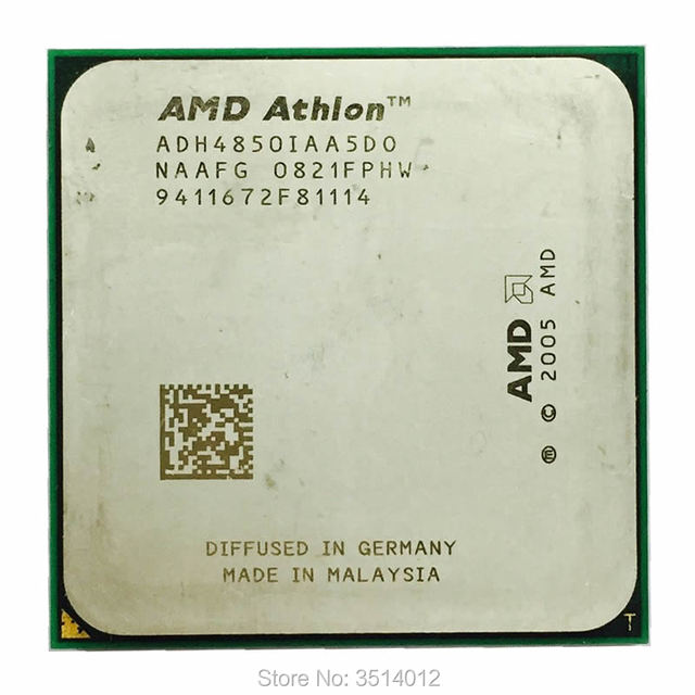 AMD ATHLON DUAL CORE PROCESSOR 4850E WINDOWS 7 64 DRIVER