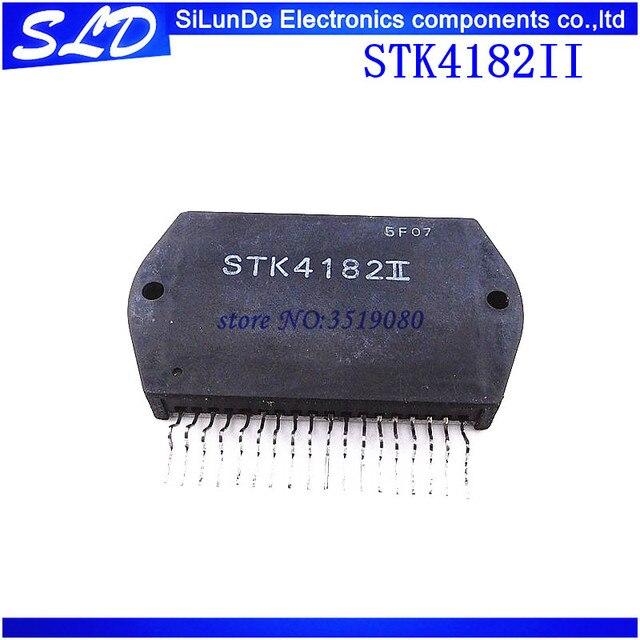 STK4182II STK4182, 2 шт./лот, с бесплатной доставкой, с рисунком в виде сердечных сокращений, 2 шт./партия