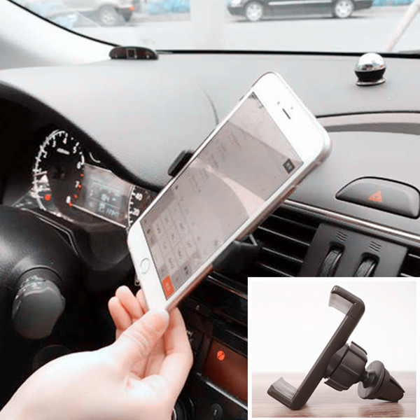 car phone holder stand 360 adjustable air vent monut GPS ...