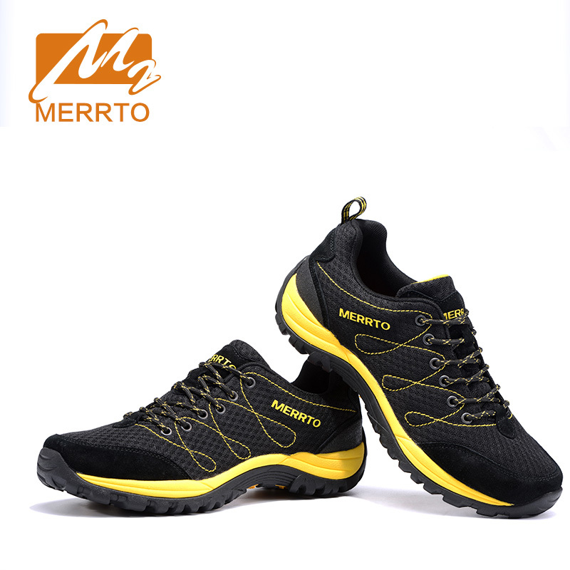 MERRTO Brand Walking Shoes Outdoor Breathable Sport Sneakerss