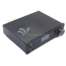 Sale ALIENTEK D8 Hifi Audio Digital Amplifier 80Wx2 Coaxial Optical USB DAC Class D Amp+Power Supply XMOS