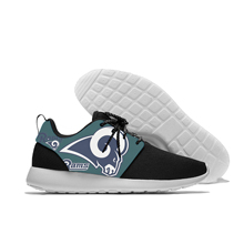 2019 Hot Fashion Angeles Rams Low Top Big Logo Canvas Footwear Team Color Sport Off White for Men Shoes