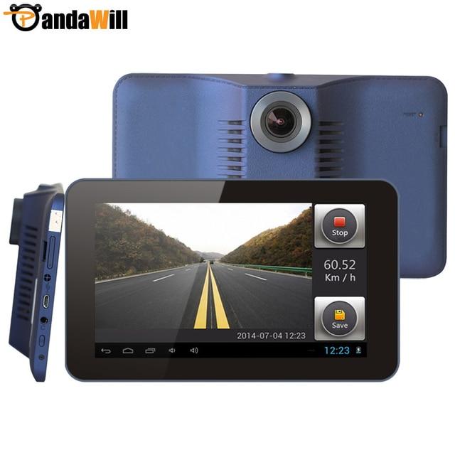 New  Inch Android  Car Gps Navigation Car Dvrs Camera Truck Vehicle Gps