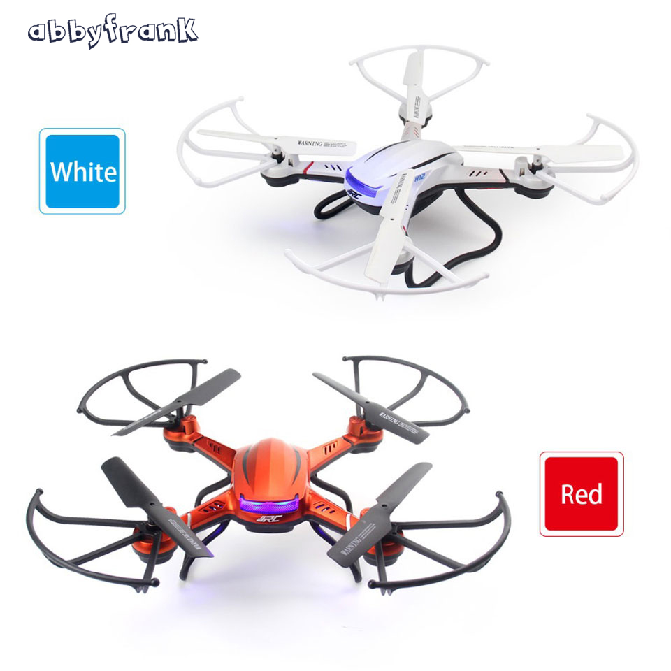 Abbyfrank RC Drone JJRC H12C Quadcopters RC Helicopter Dron Remote Control Helicopter 4CH 6Axis 2.4G Aircraft X5C ...