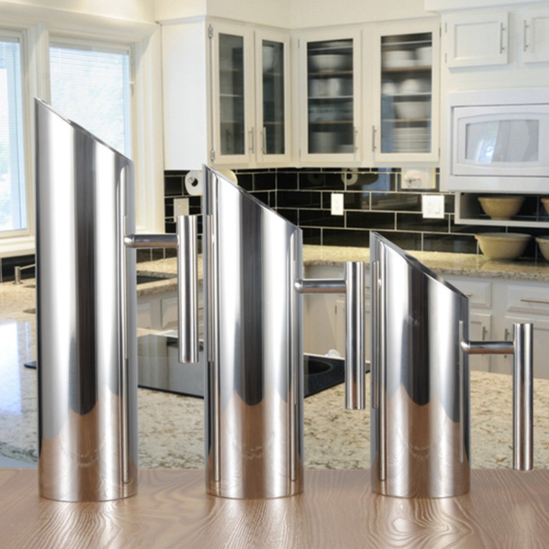 Thick Stainless Steel Straight Cold Kettle Bar Bartender PotJuice Jug Coffee Cups KTV Drinking Pots Accessories Bars Tools in Tumblers from Home Garden