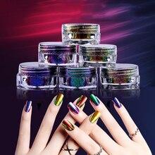 Glitter Nails Decor