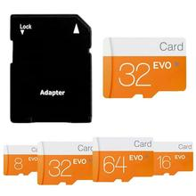 32GB EVO+ Class 10 Memory Card 32GB 64GB 128GB Micro SD Card 256GB SDHC SDXC C10 UHS TF Card Trans Flash for Smart Phone/Tablet memory card toshiba m302 micro sd card 128gb class 10 sdxc uhs 1 u3 90mb s real capacity for android phone