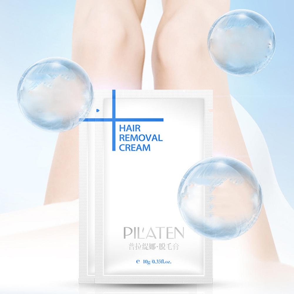 Most Popular 10g/Pack Hair Removal Cream Smooth Painless Long Lasting Depilatory For Hand Leg