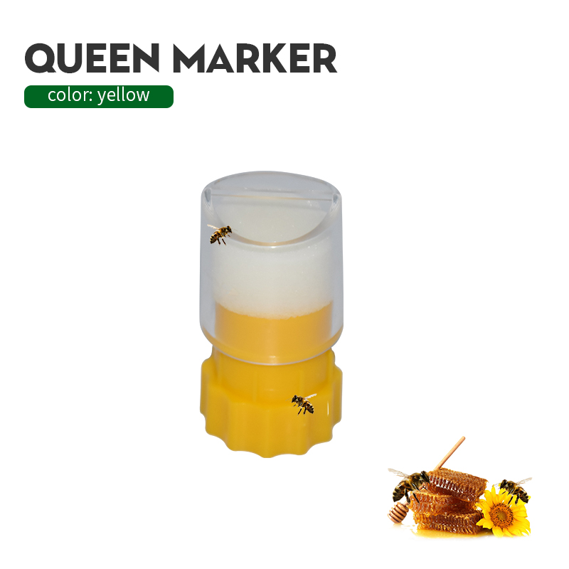 Queen Bee Marker Marking Cage Bottle Beekeeper Tool Safe For Beekeeping Equipment
