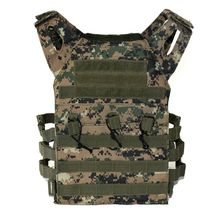 Tactical Vest Military Equipment MOLLE JPC Vest Airsoft Paintball Hunting Body Armor Wargaming Shooting Plate Carrier Vest outdoor tactical molle vest military airsoft shooting vest paintball protective plate carrier airsoft vest waistcoat