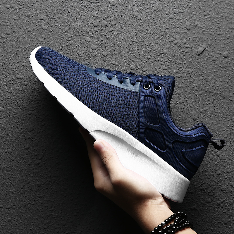 Running Shoes For Man Light Weight Designer Sneakers Men Walking Sport Shoes Breathable Mesh Men Running Shoes Sports
