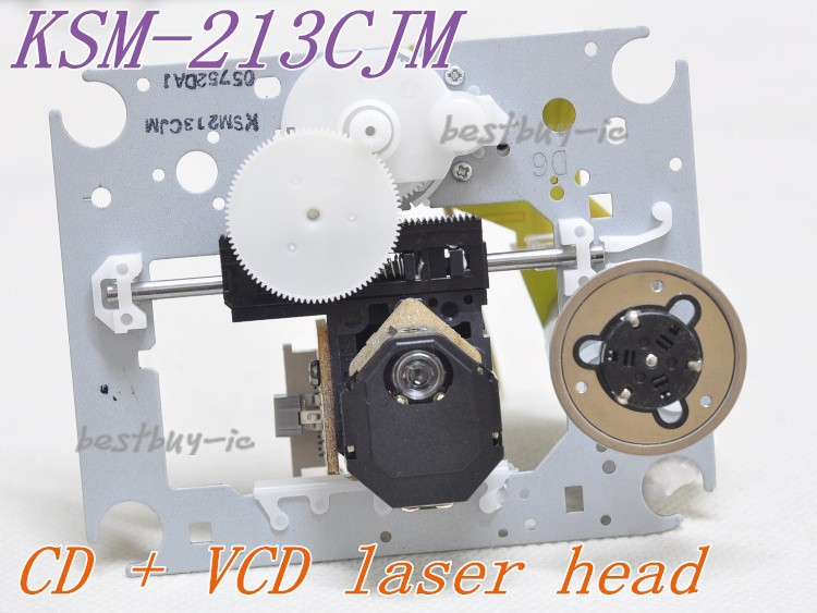 KSS-213C तंत्र KSM-213CJM ऑडियो सिस्टम ऑप्टिकल पिक सीडी लेजर लेंस KSM213CJM के साथ