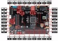 Для STM32 развитию для ARM Совет по развитию M4 Совет по развитию F429 на борту WI FI модуль 51 микроконтроллер
