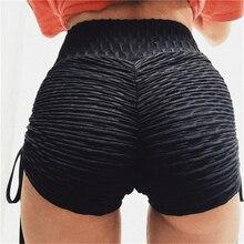 Nuevos pantalones cortos de seda de verano 2019 para mujer